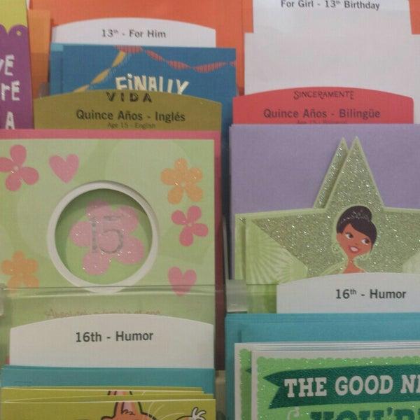 Hallmark Cards Gift Shop
