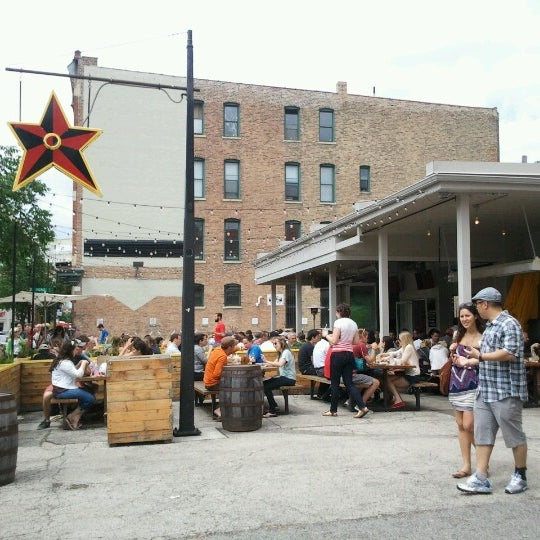 Photo taken at Big Star by hm h. on 6/1/2013