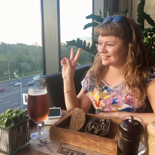 Photo taken at Жаръ Grill & Bar by Anastasia K. on 8/8/2017