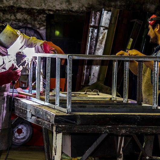 Photo taken at Sume Materiales - Fundación Vivienda Digna by Sume Materiales - Fundación Vivienda Digna on 3/11/2014