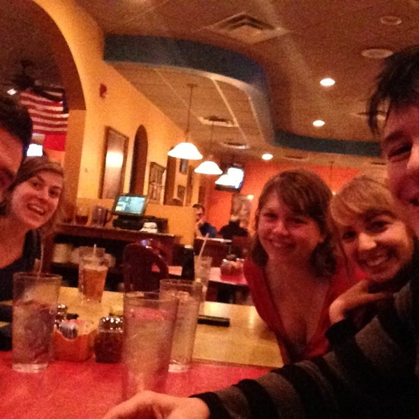 Photo taken at Elizabeth's Pizza by Andy D. on 1/7/2013