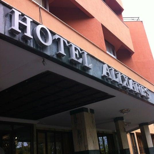 Photo taken at Hotel Alixares by houboku n. on 10/25/2012