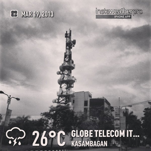 Photo taken at Globe Telecom IT Plaza by Elmer S. on 3/18/2013