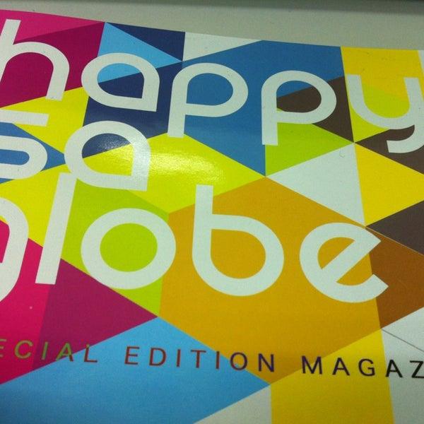 Photo taken at Globe Telecom IT Plaza by Elmer S. on 1/4/2013