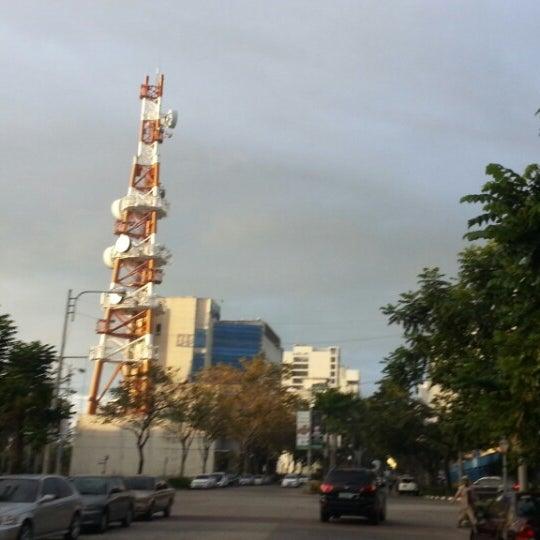 Photo taken at Globe Telecom IT Plaza by Elmer S. on 11/5/2013