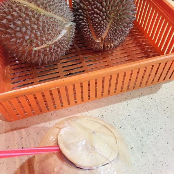 """Photo prise au """"Combat"""" Top Quality Durian par tan a. le6/12/2018"""