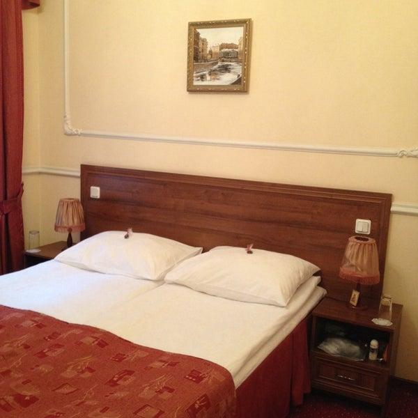 Замечательный отель, отзывчивый персонал, удобно расположен - за 20 минут можно добраться пешком до Невского и многих других мест в центре. Единственный минус для лета - кондиционера не хватает.)))