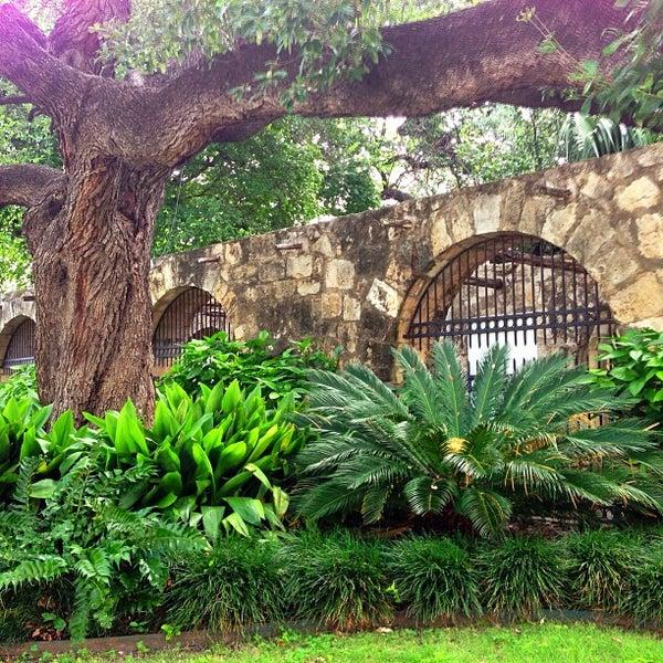 Photo taken at The Alamo by Amanda M. on 6/26/2013