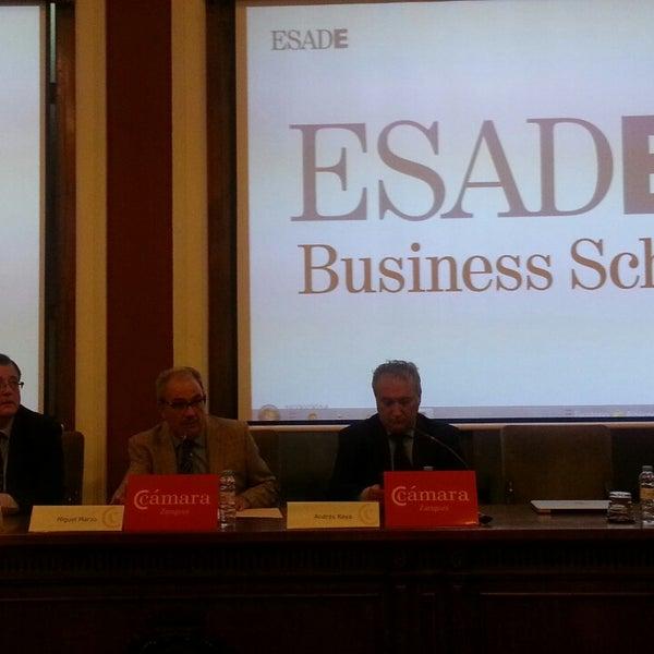 Foto tomada en Cámara de Comercio e Industria por Isabel I. el 9/16/2014