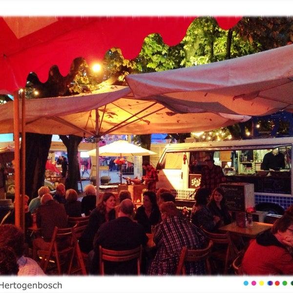 Photo taken at Festivalplein Theaterfestival Boulevard by Elias C. on 8/8/2014