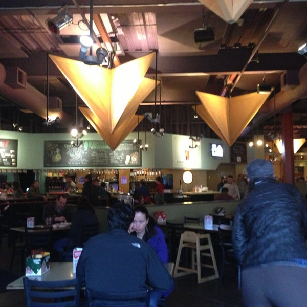 Photo taken at Redhook Brewery by Gyu Young J. on 1/27/2013