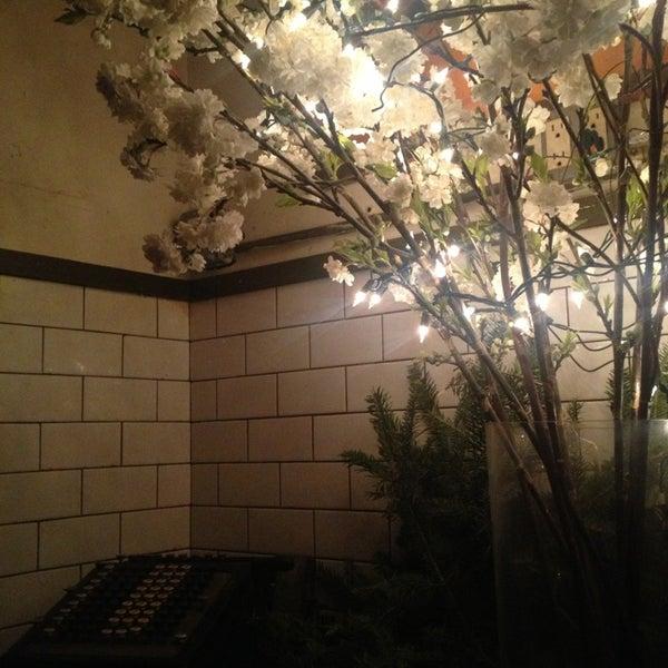 Photo taken at Custom Wine Bar by Ranita R. on 1/11/2014