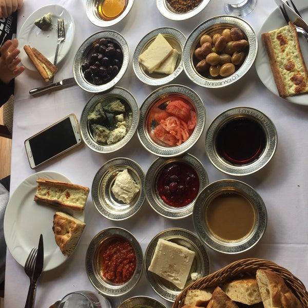 10/1/2017 tarihinde **Sıla B.ziyaretçi tarafından Lokmahane Restaurant'de çekilen fotoğraf