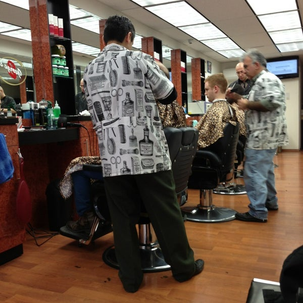 George 39 s barber shop 2 salon barbershop in brooklyn for Adams salon brooklyn ny