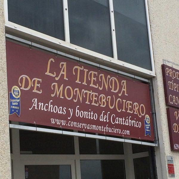 Photo taken at Santoña by Francisco José B. on 6/25/2016