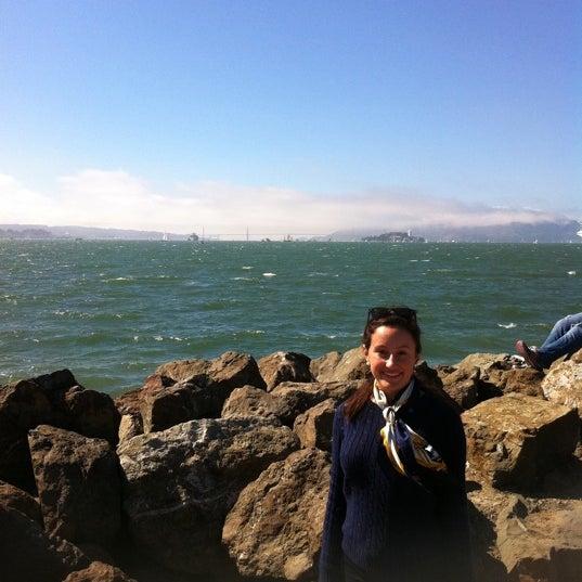 Photo taken at Treasure Island by Liz W. on 10/7/2012