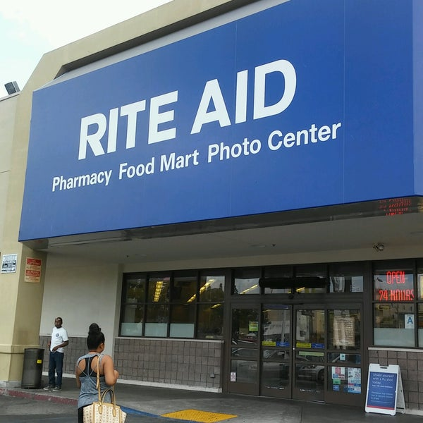 Photo taken at Rite Aid by Sands T. on 9/4/2016