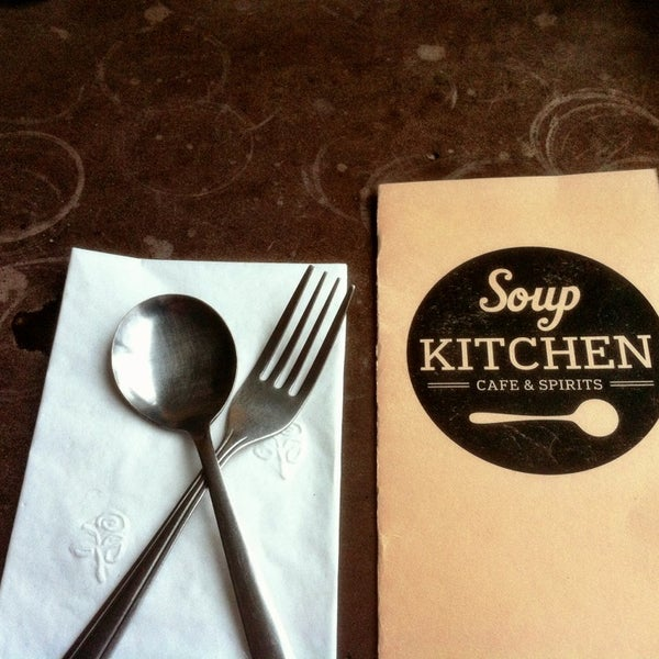 Soup Kitchen Cafe Caf In Philadelphia