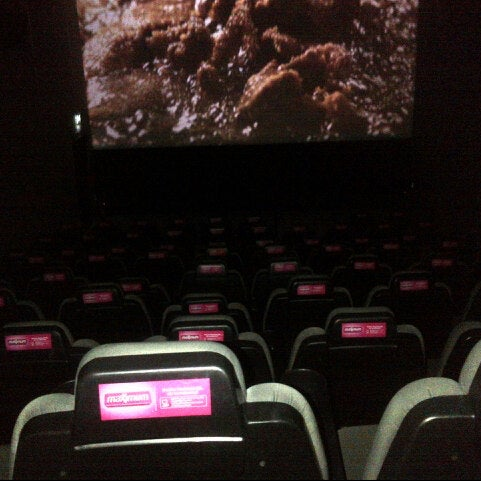 3/23/2013 tarihinde Lale M.ziyaretçi tarafından Cinemaximum'de çekilen fotoğraf