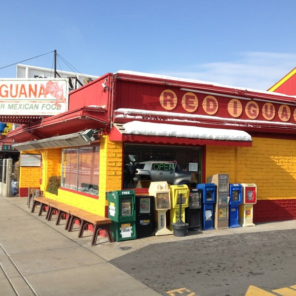 Red iguana mexican restaurant in salt lake city - Iguanas mexican grill cantina ...