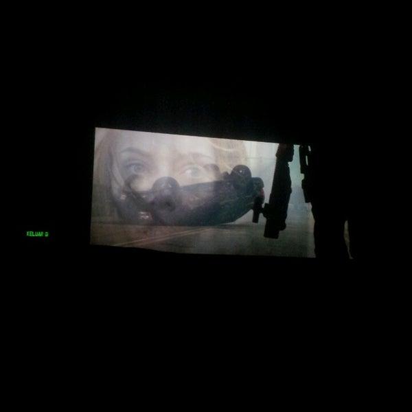 Photo taken at Big Cinemas by Afiefah S. on 3/3/2014