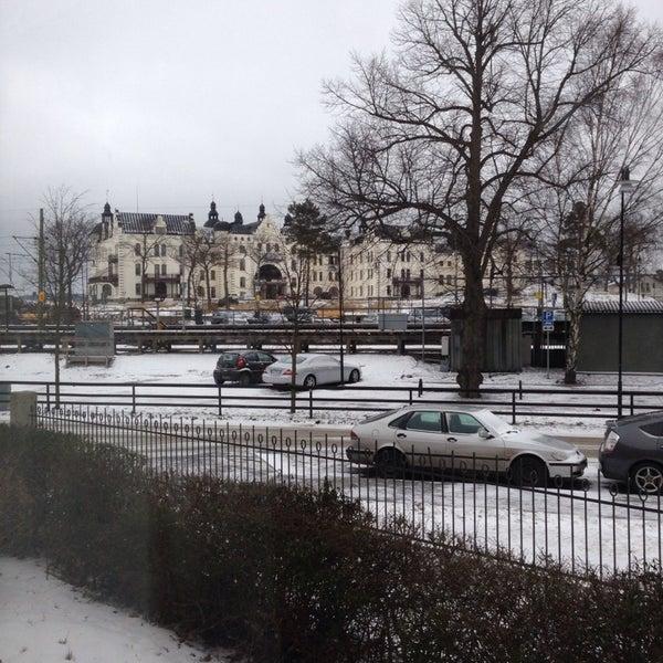 Photo taken at Vår Gård by Kalle E. on 1/30/2014