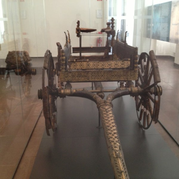 Photo taken at National Museum of Denmark by Jacob L. on 3/16/2013