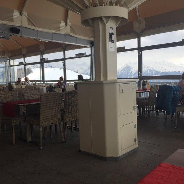 Das Foto wurde bei Panoramarestaurant Komperdell von Robin D. am 3/11/2015 aufgenommen