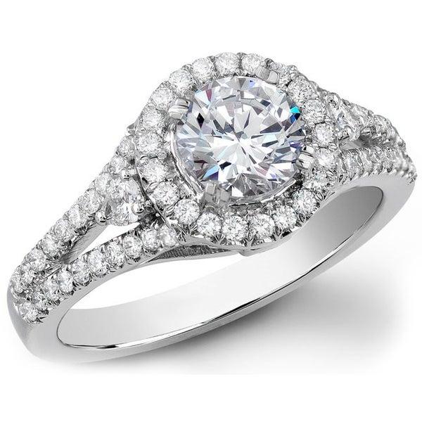 Photo Taken At Dpmex Diamonds Engagement Rings Richmond Va By Haig K On 3