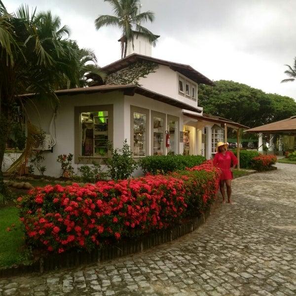 Foto tirada no(a) Cana Brava Resort por Carlos S. em 12/21/2014
