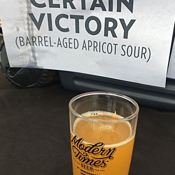 Photo taken at Modern Times Fortress of Raditude by Alberto T. on 7/10/2017