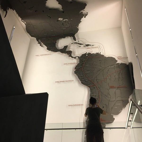 Foto tirada no(a) Museo Chileno de Arte Precolombino por Martim B. em 1/24/2017