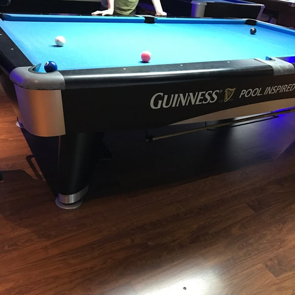Photos At The Champ Snooker Bistro Pool Hall In Kuala Lumpur - Guinness pool table
