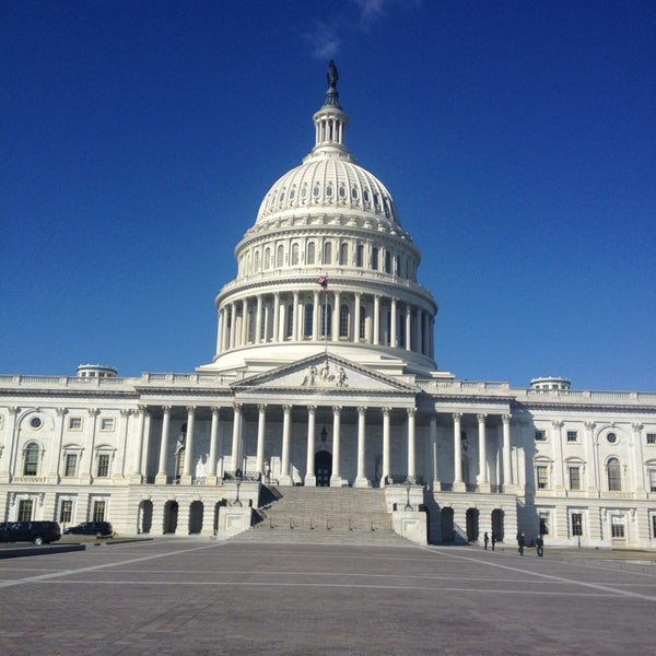 Photo taken at United States Capitol by Joshua F. on 3/4/2013