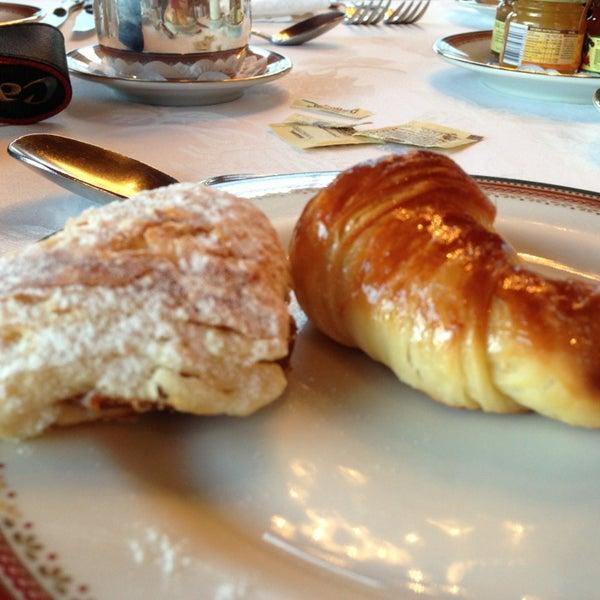 La pastelería es maravillosa