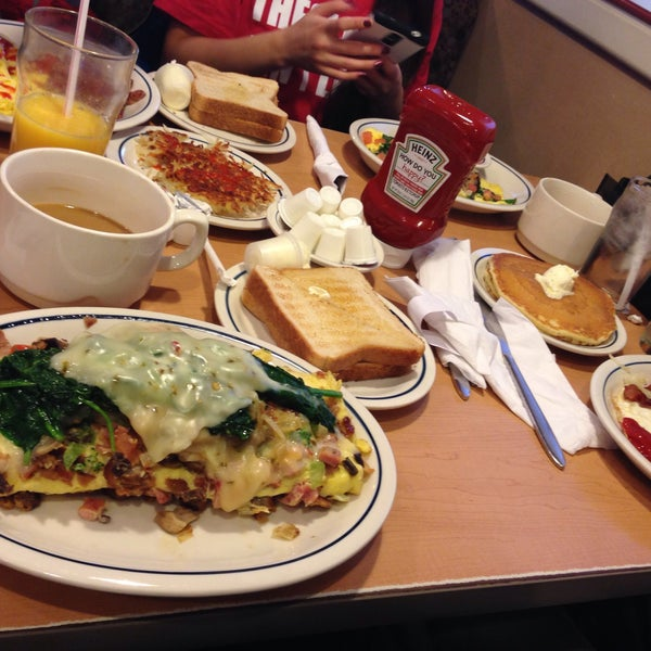 Photo taken at IHOP by Michael D. on 12/29/2014