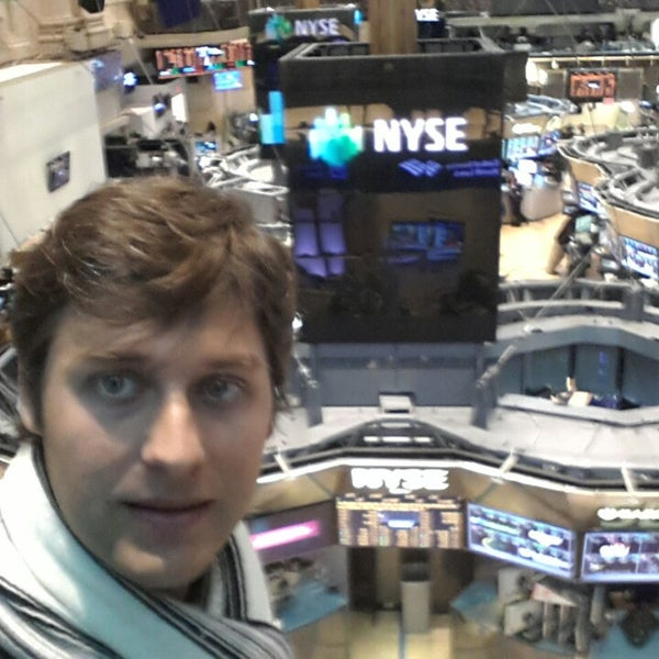 Photo taken at NYSE Euronext by Alejandro B. on 4/8/2014