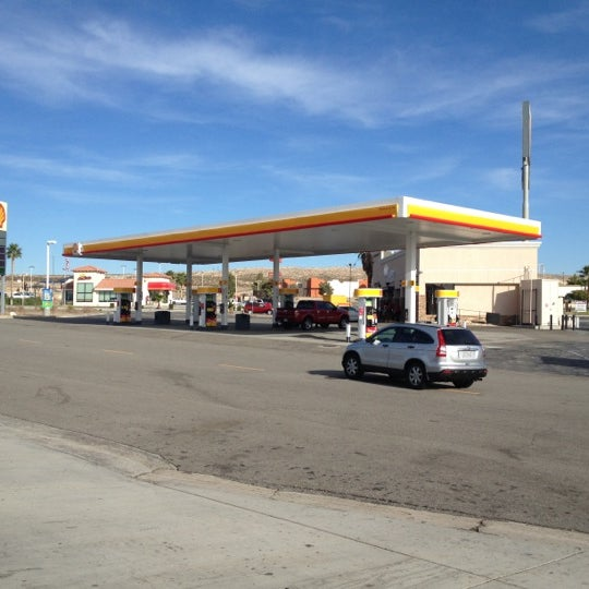 Photo taken at Shell by Koyuza M. on 10/31/2012