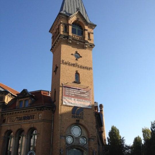 Photo taken at Kulturbrauerei by Vitus L. on 10/12/2012