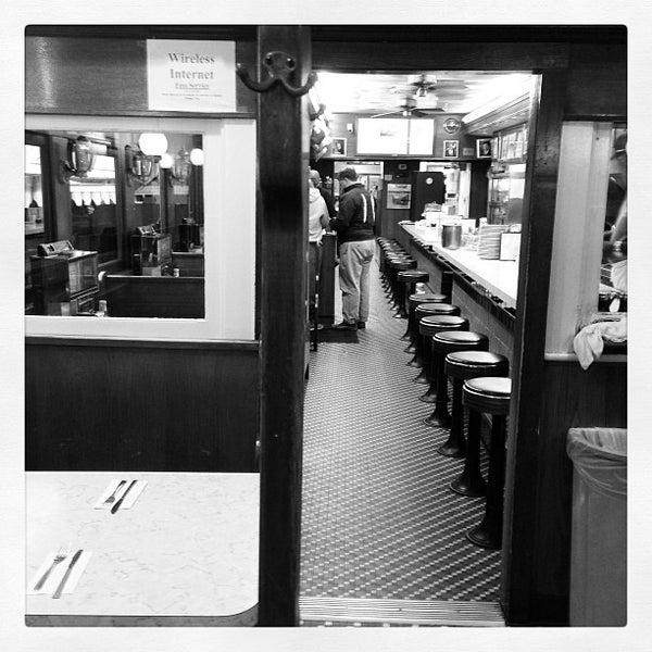 Photo taken at Tastee Diner by Shane N. on 4/24/2013