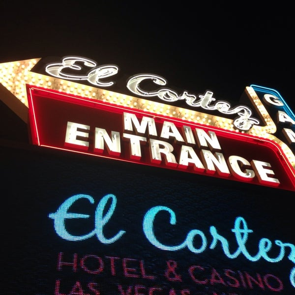 Photo taken at El Cortez Hotel & Casino by George Z. on 7/24/2013