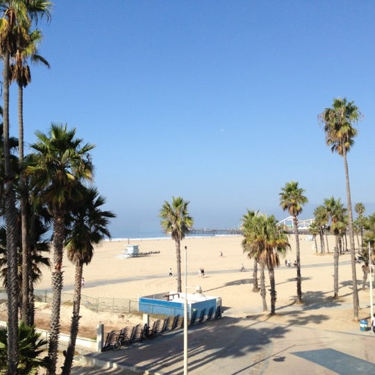 รูปภาพถ่ายที่ Casa Del Mar Hotel โดย David S. เมื่อ 11/3/2012