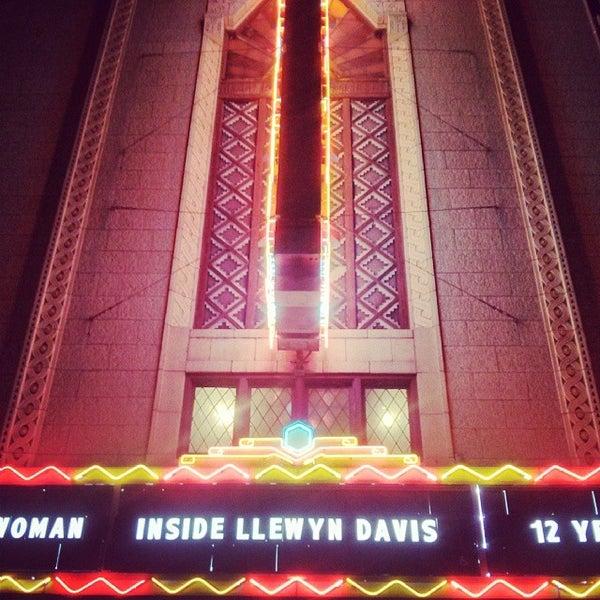 Photo taken at Mayan Theatre by Jean-Francois L. on 1/18/2014