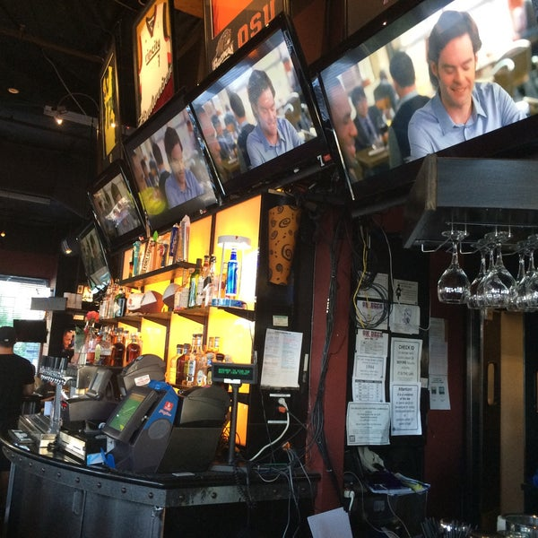 Photo taken at On Deck Sports Bar & Grill by till on 6/15/2015