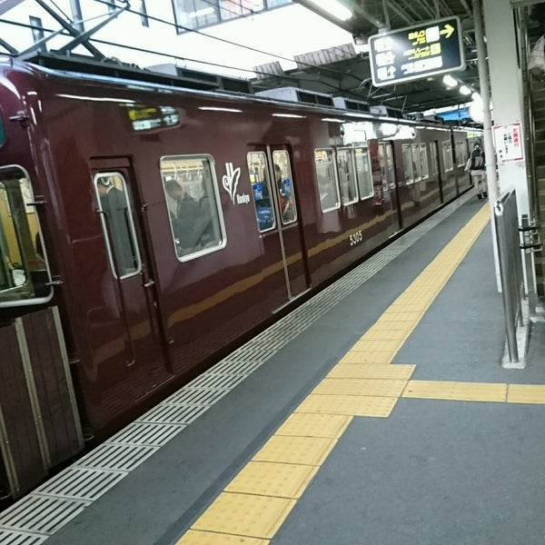Photo taken at Hankyu Minami-ibaraki Station (HK68) by ken19610310 on 11/5/2016
