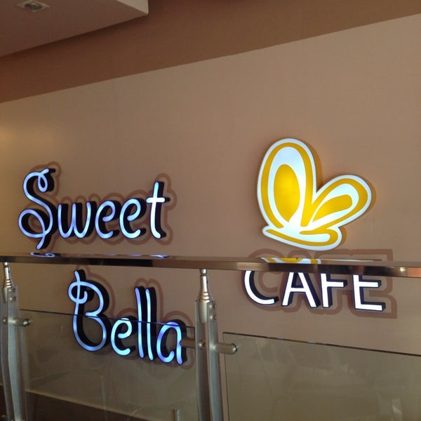 Photo taken at Sweet Bella Cafe by Angelo S. on 12/31/2013