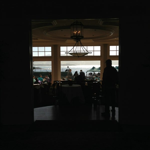 Photo taken at The Lodge at Pebble Beach by Matt S. on 2/9/2013
