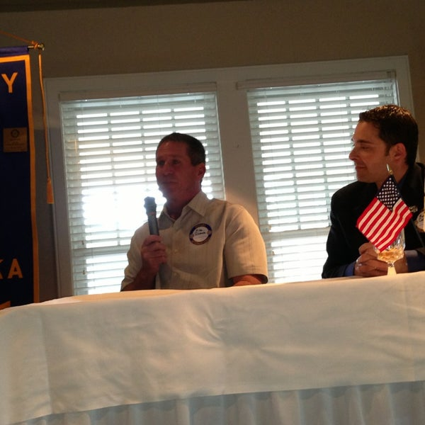 Photo taken at The Rotary Club of Omaha Meetings by Todd M. on 5/22/2013
