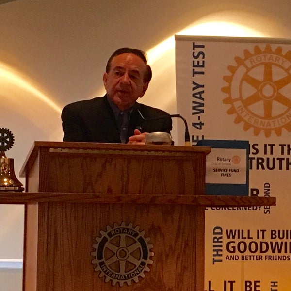 Photo taken at The Rotary Club of Omaha Meetings by Todd M. on 5/11/2016