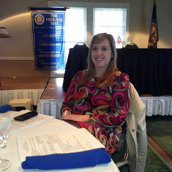 Photo taken at The Rotary Club of Omaha Meetings by Todd M. on 2/6/2013